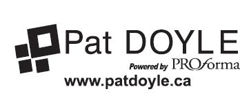 Pat Doyle's PROforma